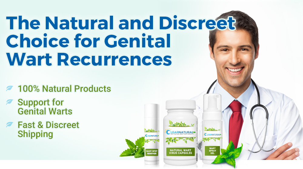 Clearnatural Hpv Natural Wart Virus Products